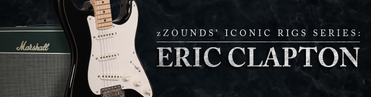zZounds' Iconic Rigs: Eric Clapton