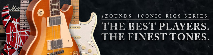 zZounds' Iconic Rigs series