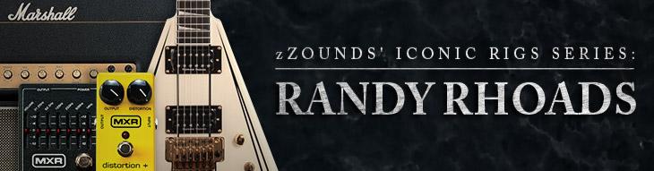 zZounds' Iconic Rigs: Randy Rhoads