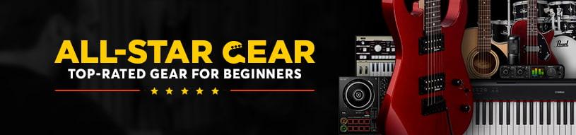 All-Star Beginner Gear