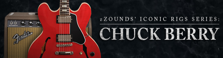 zZounds' Iconic Rigs: Chuck Berry