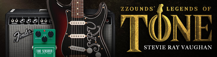 zZounds' Legends of Tone: Stevie Ray Vaughan