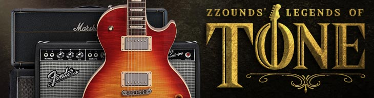 zZounds' Legends of Tone