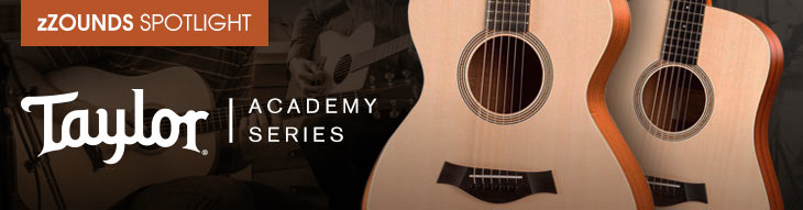 Taylor Academy Series: zZounds Spotlight