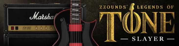 zZounds' Legends of Tone: Slayer