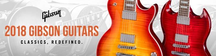 Gibson 2018 Guitars