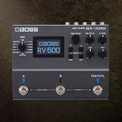 Boss RV-500 Reverb Processor