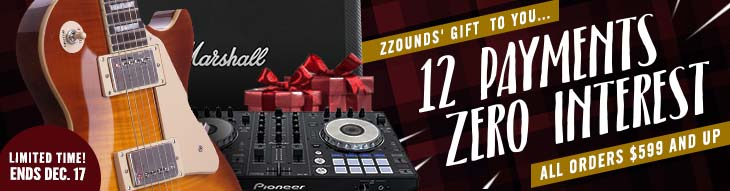 zZounds' Gift to You...