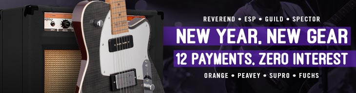 Pop-up Payment Plan for Reverend, ESP, Orange, Supro & More!