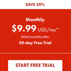 Sign Up for a 30-Day Free Trial!
