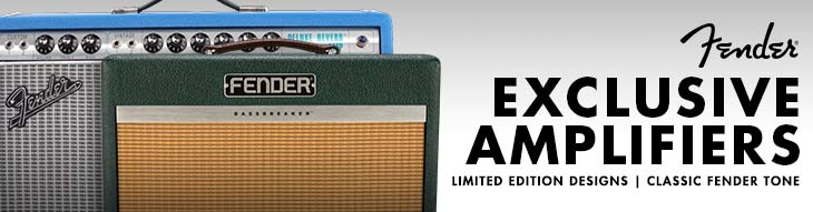 Fender Limited Edition Amplifiers