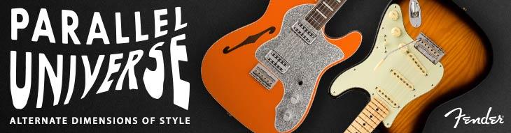 Fender Parallel Universe Series