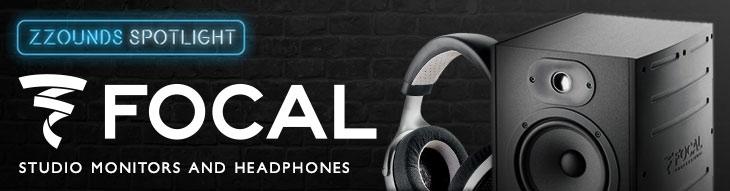 Focal Studio Monitors & Headphones: zZounds Spotlight