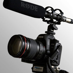 Microphones for Video Creators
