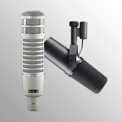 Microphones for Podcasters and Content Creators