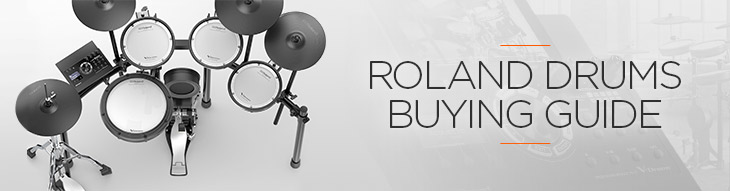 Roland Drums: zZounds' Buying Guide