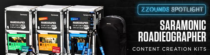 Saramonic Roadieographer Content Creation Kits
