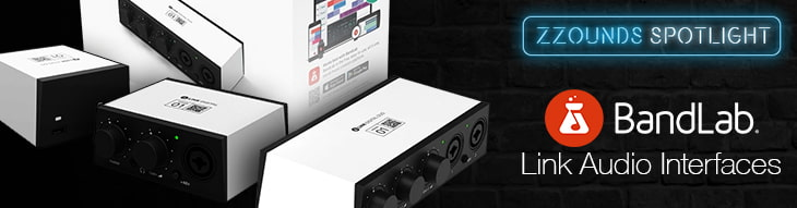 BandLab Audio Interfaces + App