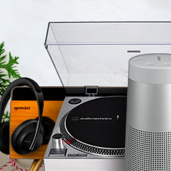 Gift Guide: Home Audio