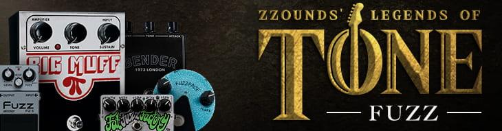 Legends of Tone: Fuzz