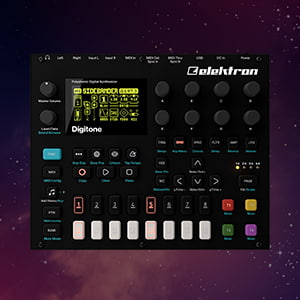 Elektron Digitone Desktop FM Synthesizer