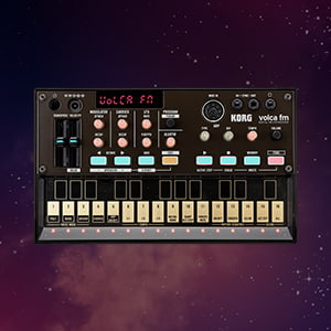 Korg volca FM Desktop Synthesizer