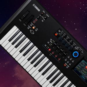 Yamaha MODX7 FM Keyboard Synthesizer