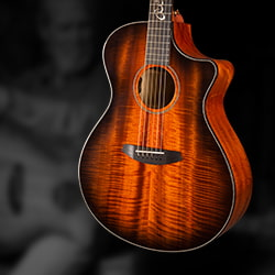 Breedlove Jeff Bridges Oregon Concerto CE