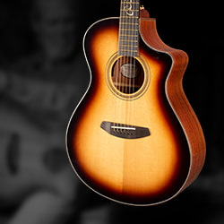 Breedlove Jeff Bridges Organic Amazon Concert CE