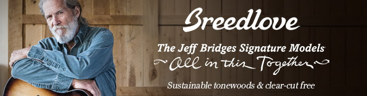 Breedlove and Jeff Bridges | All in this Together