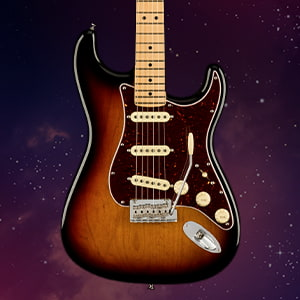 Fender American Pro II Stratocaster Electric Guitar