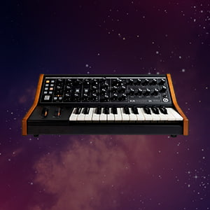 Moog Subsequent 25 Analog Keyboard Synthesizer