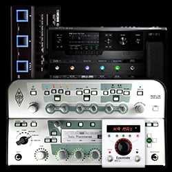 Amp Modeling and Multi-Effects