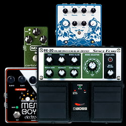 Reverb, Echo, and Delay