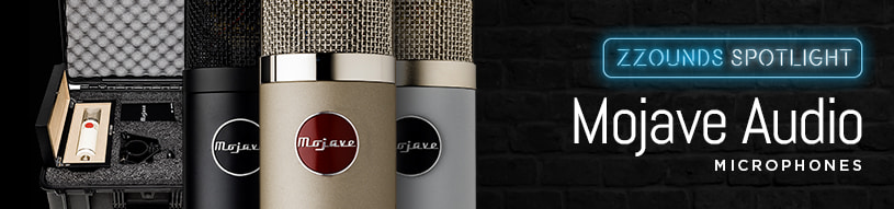 Mojave Audio Microphones: zZounds Spotlight