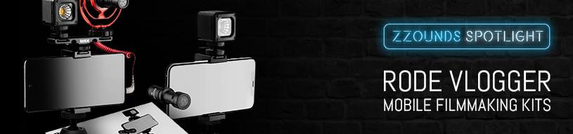 Rode Vlogger Kits: zZounds Spotlight