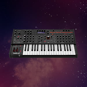Sequential Pro 3 Analog Synthesizer