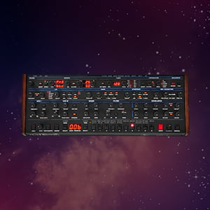 Sequential OB-6 Module Synthesizer