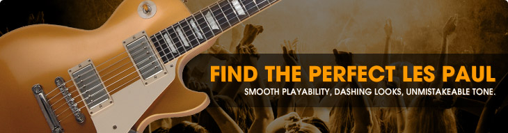 Find the perfect Les Paul