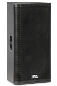 Upgrade your 2-way system with this professional-quality powered loudspeaker from QSC.