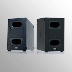 QSC KS112 and KS212C Powered Subwoofers