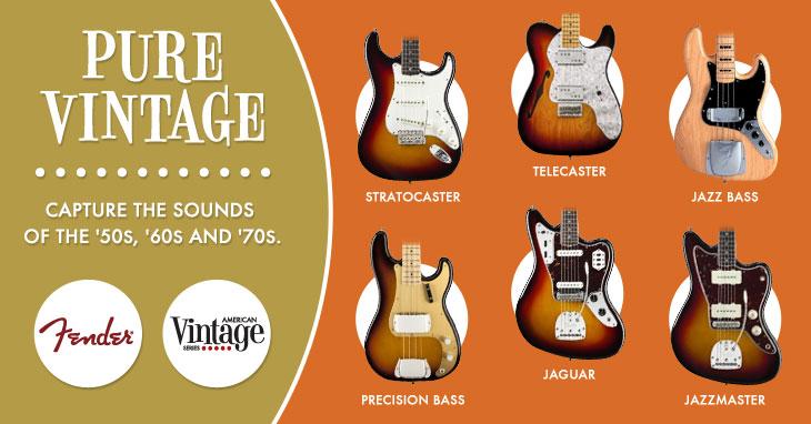 Fender American Vintage Series