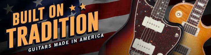 Guitars Made in America